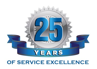25 Years in Service Above All Cleaning